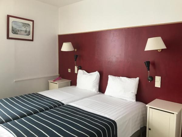 Фотографии отеля: Hotel La Passerelle, Льеж
