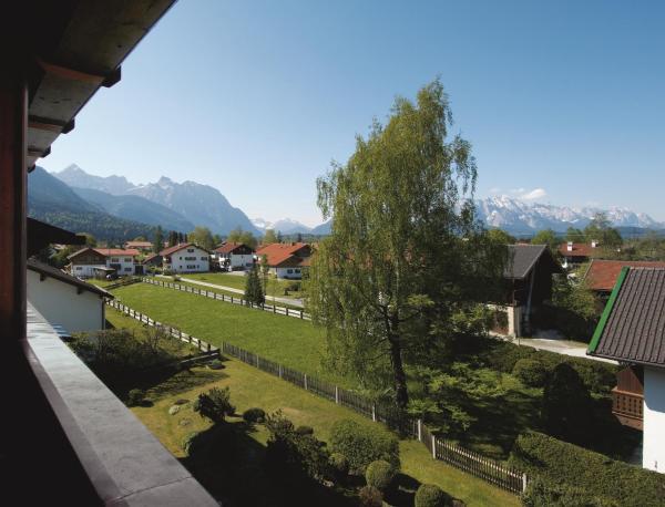 Hotel Pictures: Parkhotel Wallgau, Wallgau