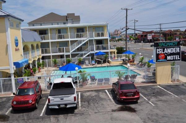 ホテル写真: Islander Motel, オーシャン・シティー