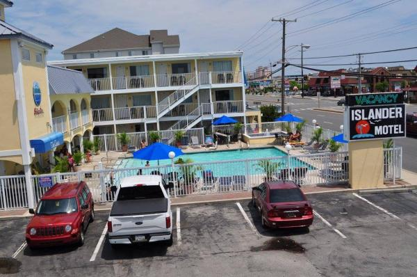 酒店图片: Islander Motel, Ocean City