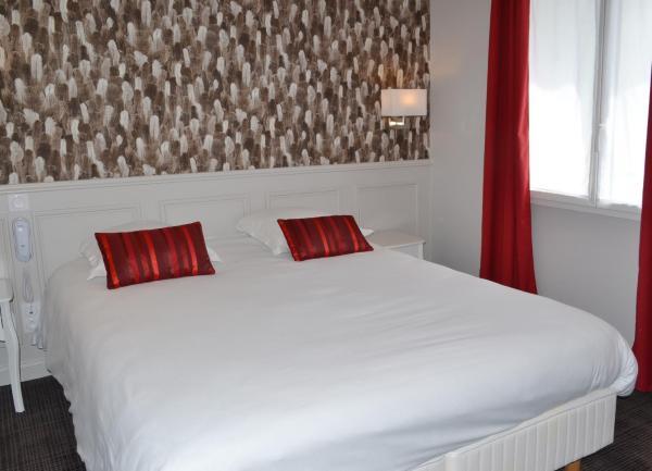 Hotel Pictures: Hôtel Restaurant LE MONARQUE, Blois