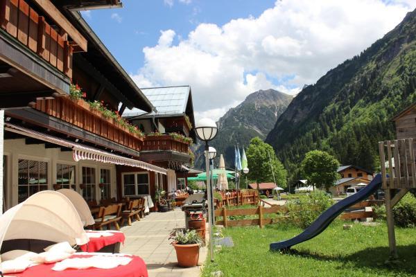 Hotellbilder: Alpenhotel Widderstein, Mittelberg