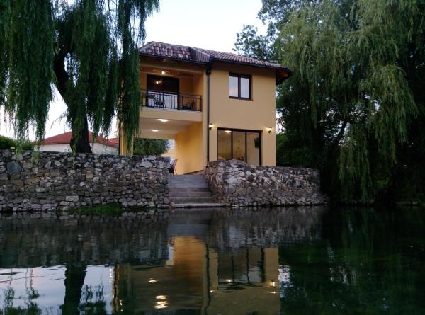 酒店图片: River House Buna, 莫斯塔尔