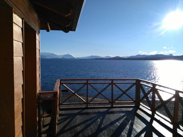 Fotografie hotelů: Mirador Del Lago - Apart & Lake beach, Dina Huapi