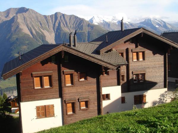 Hotel Pictures: Vieux Valais Apartment D Tanniger, Riederalp