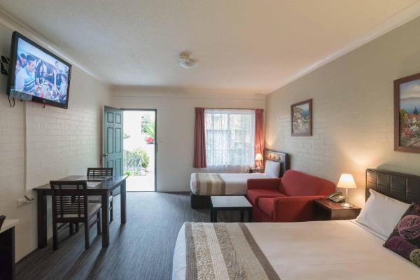 Zdjęcia hotelu: Sanctuary Resort Motor Inn, Coffs Harbour