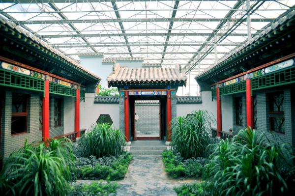 Hotel Pictures: Villa Garden - European Style, Lingshi