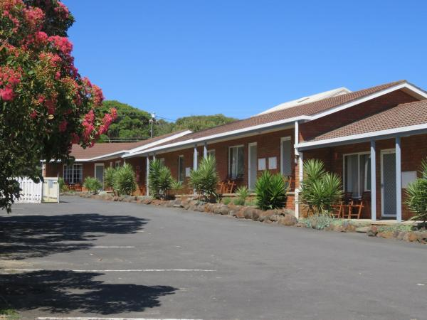 Zdjęcia hotelu: Port Campbell Motor Inn, Port Campbell