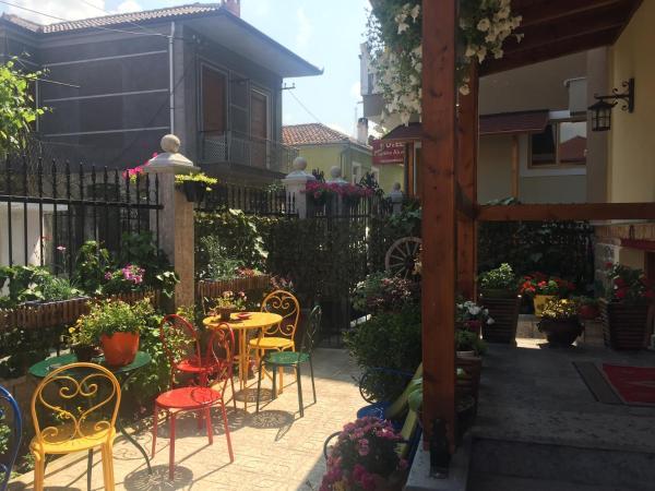 Hotelbilleder: Hotel Bujtina Bicolli, Korçë