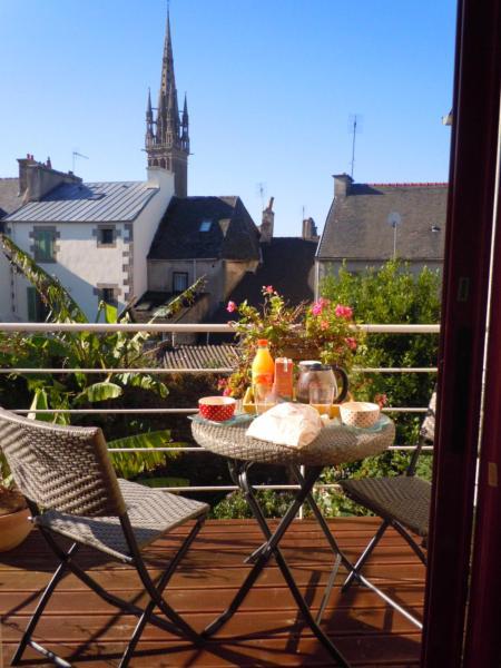 Hotel Pictures: La Chalika, Saint-Pol-de-Léon