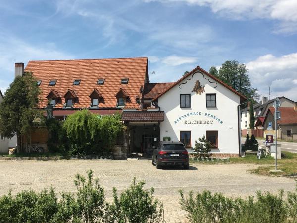 Hotel Pictures: Penzion Samorost, Jarošov nad Nežárkou