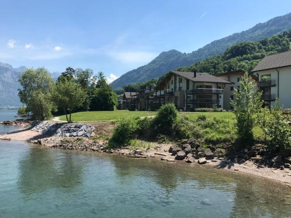 Hotel Pictures: Appartement de luxe Resort Walensee, Unterterzen