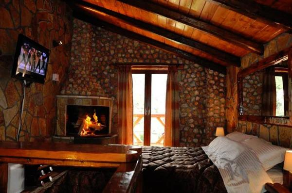 Deluxe Junior Suite with Fireplace