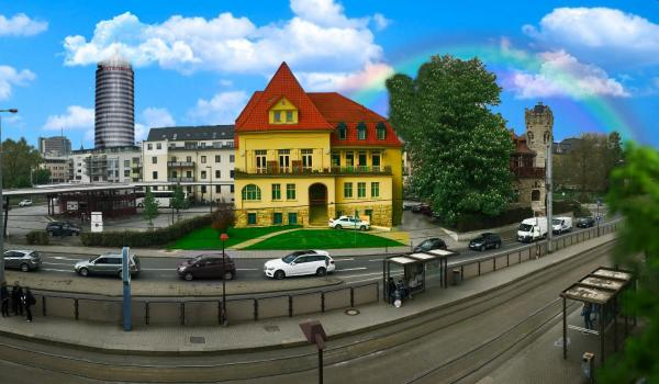 Hotel Pictures: Hotel am Paradies, Jena