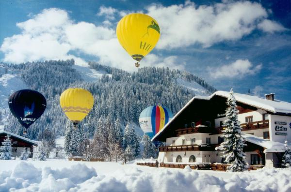 Fotografie hotelů: Gasthof Enzian, Tannheim