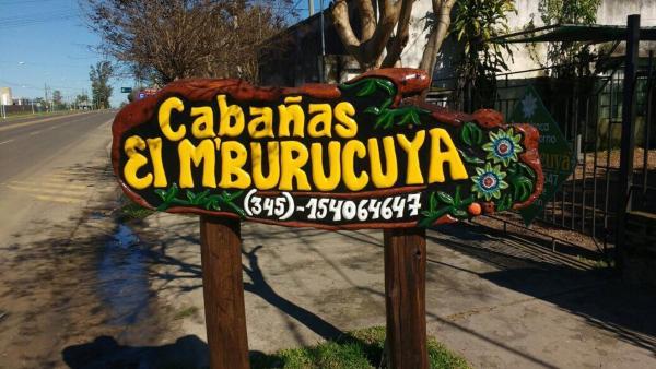 Fotos do Hotel: Cabanas El Mburucuya, Concordia