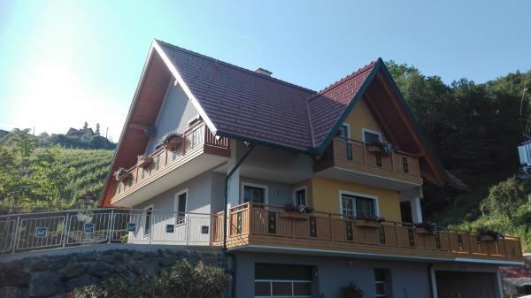 ホテル写真: Ferienwohnung Stoff, Kitzeck im Sausal