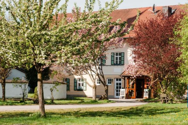 Hotelbilleder: Gasthaus Inselkammer, Höhenkirchen-Siegertsbrunn