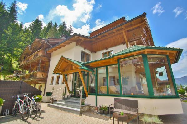 Fotografie hotelů: Appartements Alpenland, Auffach