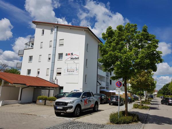 Hotelbilleder: SKS Hotel und Tourismus, Vaterstetten