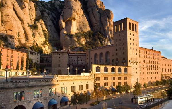 Hotel Pictures: Apartamentos Montserrat Abat Marcet, Montserrat