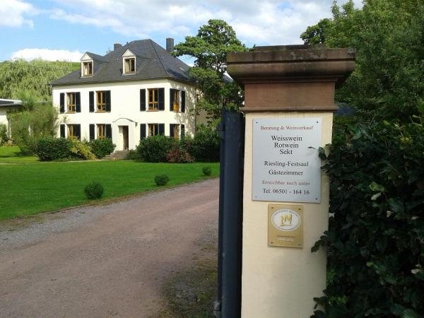 Hotelbilleder: Weingut Schmitz-Simon, Wiltingen