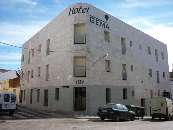 Hotel Pictures: Hotel Gema, Almadén