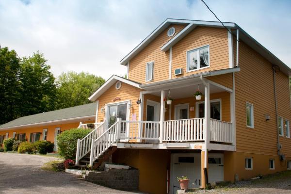 Hotel Pictures: Motel de la Montagne, Magog-Orford