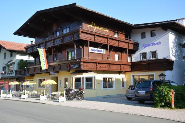 酒店图片: Aparthotel Alpenrose, 蒂罗尔-基希贝格
