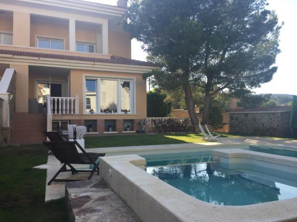 Hotel Pictures: Villa Xirivella, Alfaz del Pi