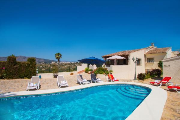 Hotel Pictures: Abahana Villa Tramontana, Benissa