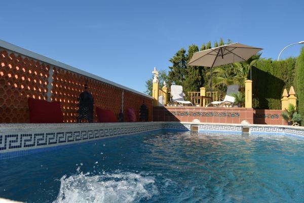 Hotel Pictures: Alhambra Nevada, La Zubia