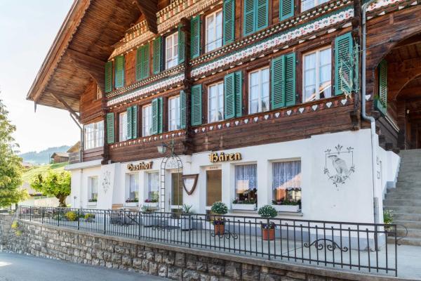 Hotel Pictures: Gasthof Bären, Habkern