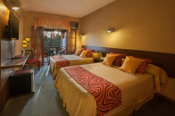 Hotel Pictures: Hotel de la Cañada Mina Clavero, Mina Clavero