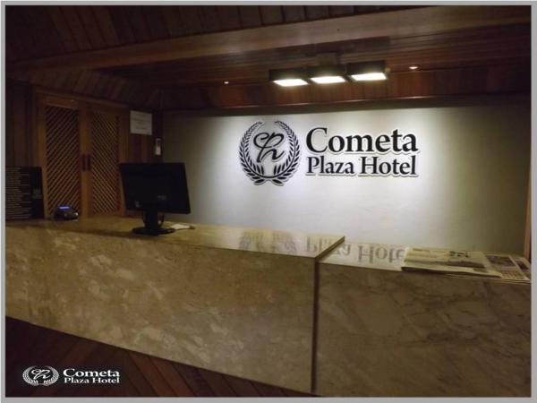 Hotel Pictures: Cometa Plaza Hotel, São Luís Gonzaga