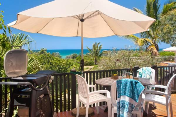 Fotos do Hotel: Azure Beach Front House, Marcus Beach