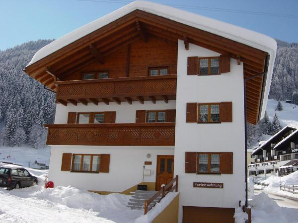 Foto Hotel: Ferienwohnungen Franz Pfeifer / Beatrice Roduner, Gaschurn