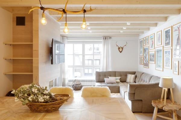 Hotel Pictures: Val de Ruda Apartment, Naut Aran