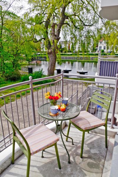 Hotelbilleder: Apartment Villa Schwanenteich, Fehmarn