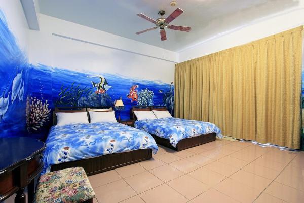 Hotellikuvia: Hai Jing Fu Ju Homestay, Jian