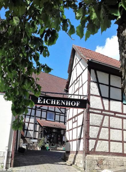 Hotelbilleder: Hotel Bad Langensalza Eichenhof, Bad Langensalza