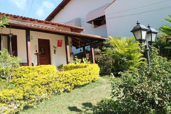 Hotel Pictures: Recanto das Tulipas Bed and Breakfast, Itanhandu