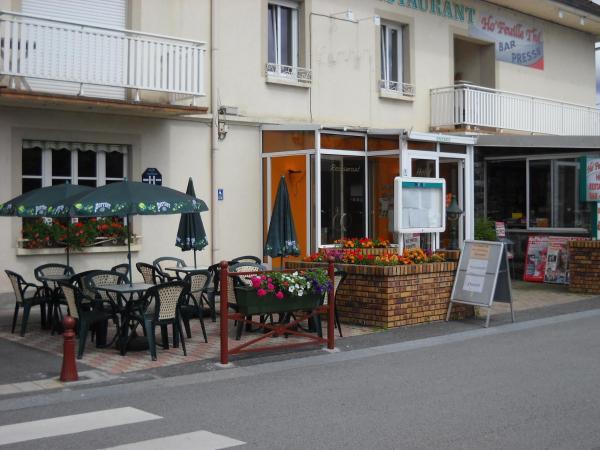 Hotel Pictures: Hôtel Restaurant Ho' Feuille Thé, Saint-Amé