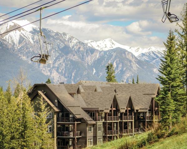 Hotel Pictures: Palliser Lodge — Bellstar Hotels & Resorts, Golden