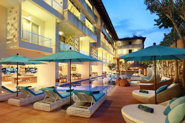 Фотографии отеля: Jimbaran Bay Beach Resort and Spa by Prabhu, Джимбаран