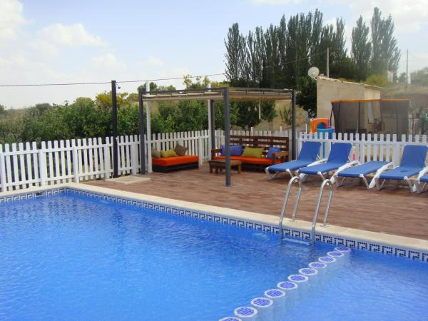 Hotel Pictures: casa rural terron, Alhambra