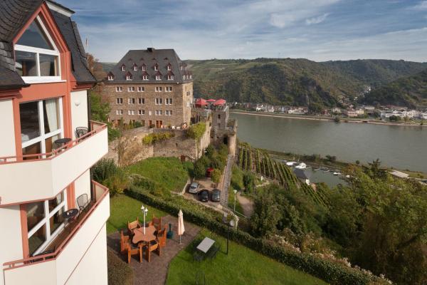 Hotelbilleder: Romantik Hotel Schloss Rheinfels, Sankt Goar
