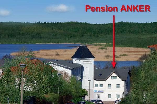 Hotel Pictures: Pension ANKER, Binz