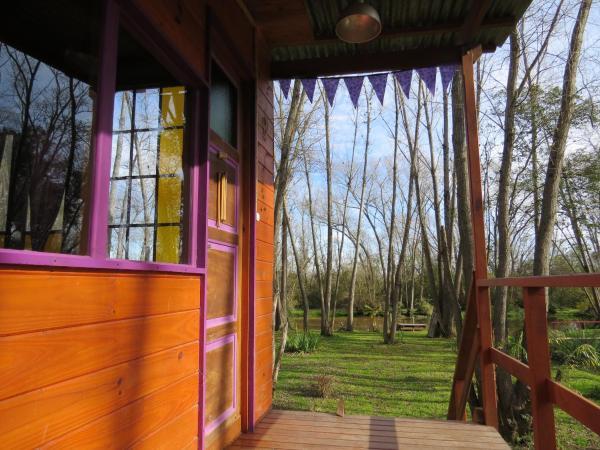 Hotellbilder: Cabaña La Violeta, Dique Luján