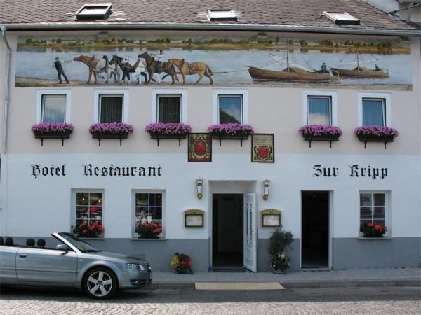 Hotelbilleder: Hotel Restaurant Zur Kripp, Koblenz